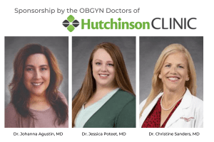 Hutchinson Clinic Sponsorship of the Women SCORE Higher event on April 22, 2021.