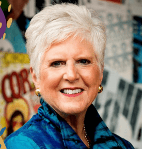 1:00 Dr. Lois Frankel – Keynote – Speak Up and Stand Out with Courage and Confidence